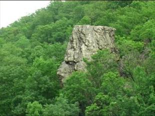 Sfinxul Banatean din Valea Cernei